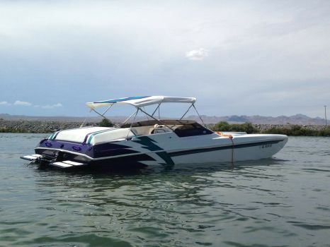 2001 Eliminator Boats 25 Daytona