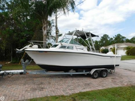 1987 Grady-White 240 Offshore 1987 Grady-White Offshore 240 for sale in Port St Lucie, FL
