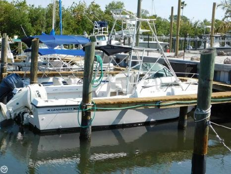 1987 Grady-White 240 Offshore 1987 Grady-White Offshore 240 for sale in Ft Pierce, FL