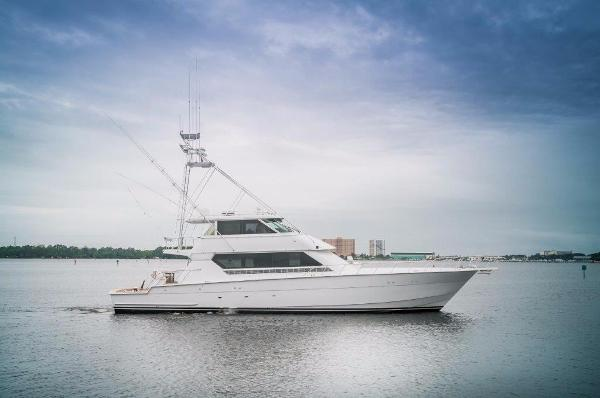 1994 hatteras 82 convertible 82 foot 1994 hatteras boat for Parkway motors used cars panama city fl