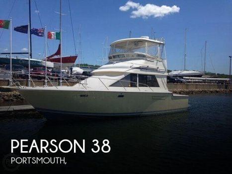 1988 Pearson 38 1988 Pearson 38 for sale in Portsmouth, RI