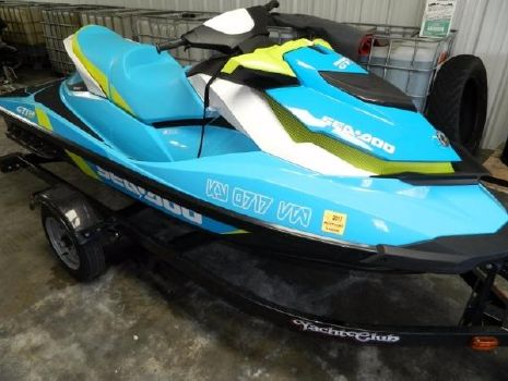 2015 Sea-Doo GTI SE 130
