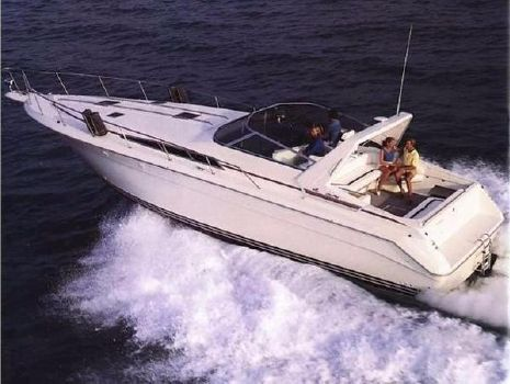1992 Sea Ray 440 Sundancer Main