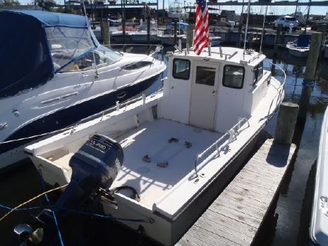 1997 Parker 2520 Sport Cabin