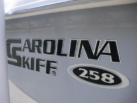 2015 Carolina Skiff 258 DLV