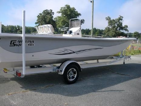 2016 Carolina Skiff DLV Series 258