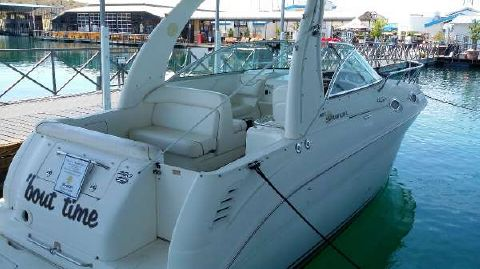2003 Sea Ray 260 Sea Ray Sundancer