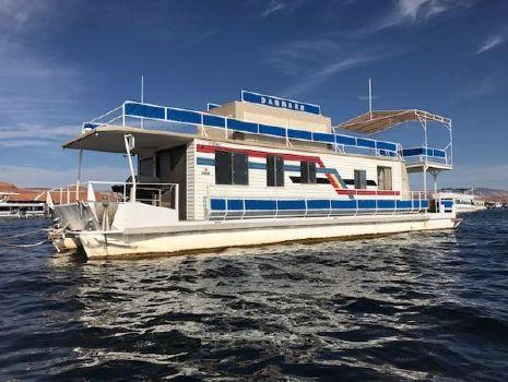 1978 Masterfab 55X14 Houseboat