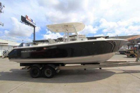2012 Sea Hunt 25 Gamefish