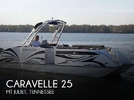 2014 Caravelle Boats 25 2014 Caravelle 25 for sale in Mt Juliet, TN