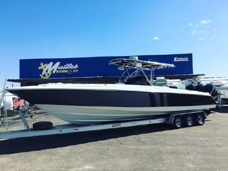 2015 Sonic Powerboats 36 Ocean Spirit