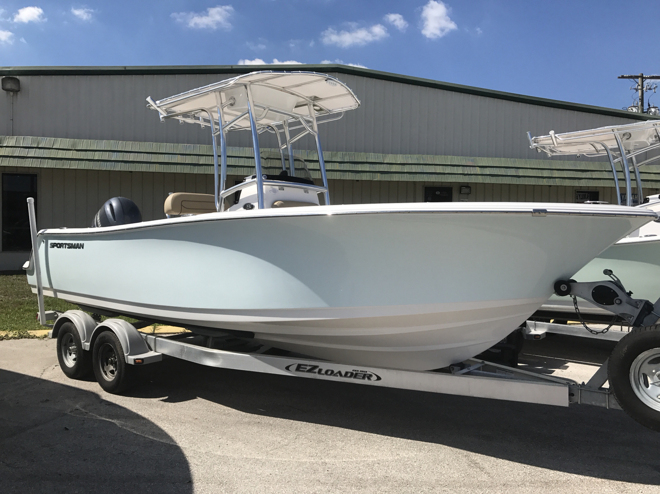 2017 Sportsman Boats 231 22 Foot 2017 Motor Boat In