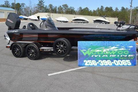 2018 Legend Boats Legend V20