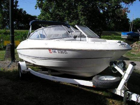 1998 Bayliner 1800 Capri