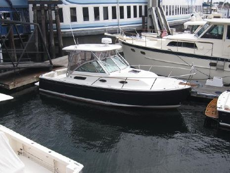 2006 Back Cove 26 Express