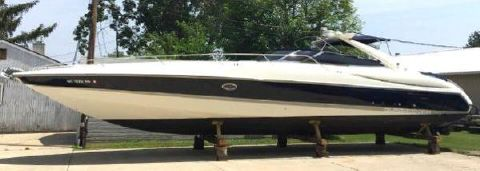 1998 Sunseeker Thunderhawk 48