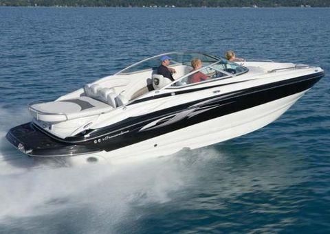 2007 Crownline 260 LS Manufacturer Provided Image