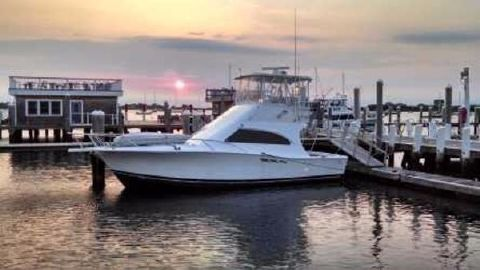 1998 Luhrs 360 Convertible