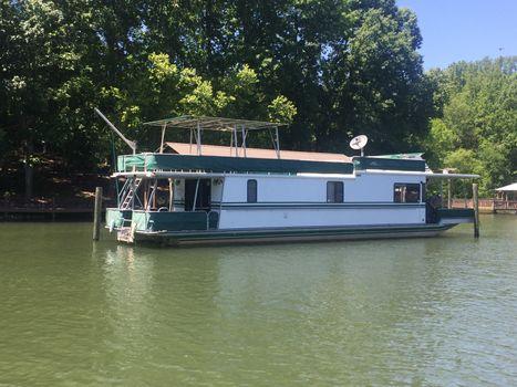 1990 Sumerset Houseboats Widebody