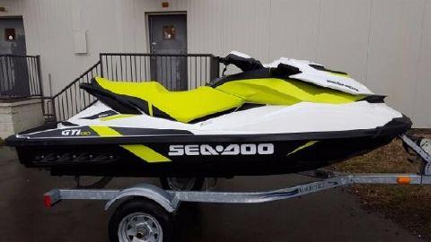 2015 Sea-Doo GTI 130