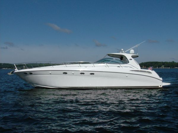 2001 Sea Ray 510 Sundancer Photo 1