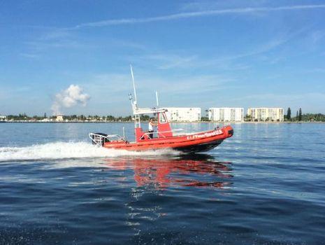 2002 Safe Boat Defender Class