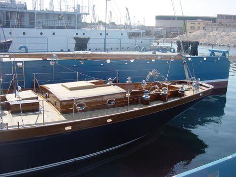 1983 Boatyard Staysail Schooner