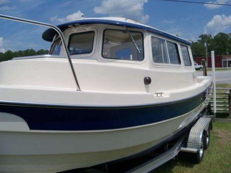 2016 C-dory 22 Cruiser