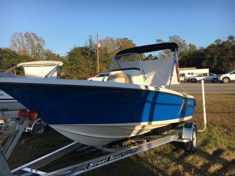 2016 Key West Boats, Inc 189FS