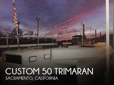 1981 Custom-craft 50 Trimaran 1981 Custom 50 Trimaran for sale in Sacramento, CA