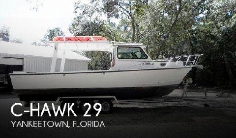 1994 C-hawk Boats 29 1994 C-Hawk 29 for sale in Yankeetown, FL