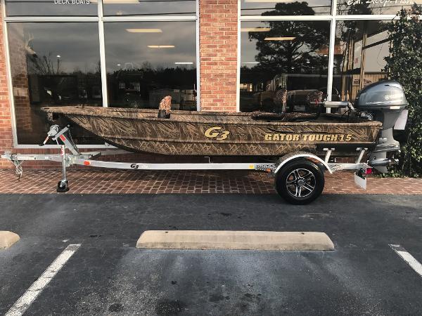 2017 G3 Boats 15 DK