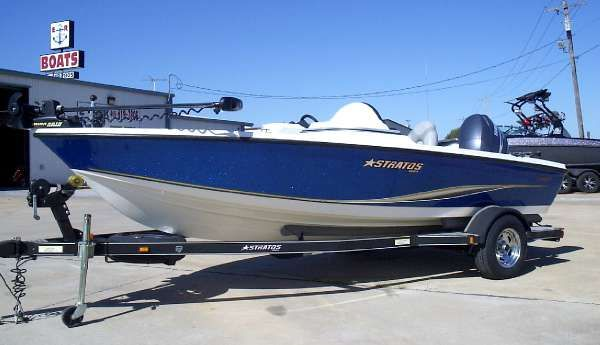 Stratos   New and Used Boats for Sale in OK
