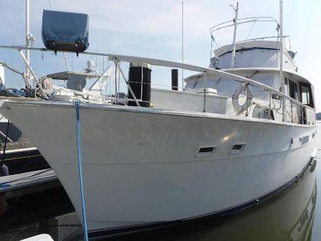1973 Hatteras 53 Motoryacht