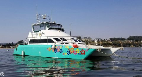 1996 Ocean Cat Ocean 53 Catamaran 1996 Ocean Cat Ocean 53 Catamaran for sale in Moss Landing, CA