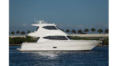 2016 Maritimo M51 Motor Yacht Profile