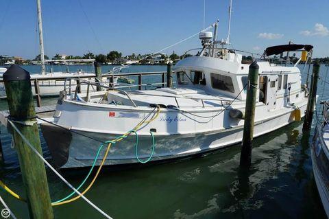 2000 Custom-craft 45 Pilothouse Trawler 2000 Custom 45 Pilothouse Trawler for sale in Indian Rocks Beach, FL