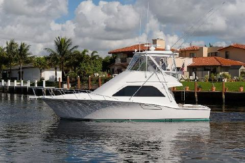 2006 Cabo 40 Cabo Flybridge 40 Port Profile