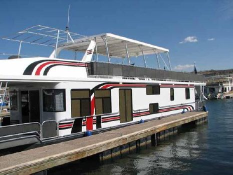 2007 American Waterways 75 x 16 1/16 Multi-Ownership Houseboat