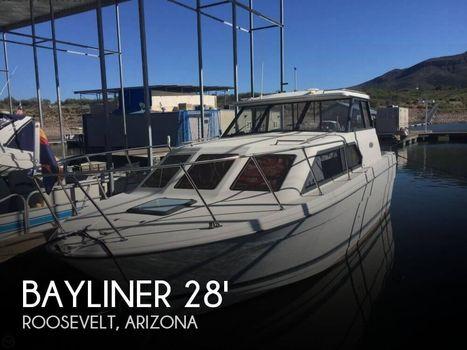 2002 Bayliner Ciera Classic 2859 2002 Bayliner Ciera Classic 2859 for sale in Roosevelt, AZ