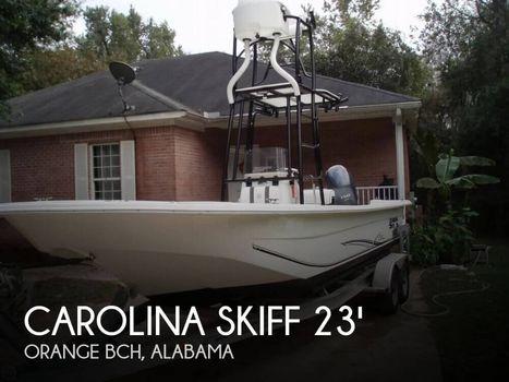 2012 Carolina Skiff 238 DLV