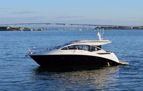 2018 Sea Ray Sport Sundancer 400