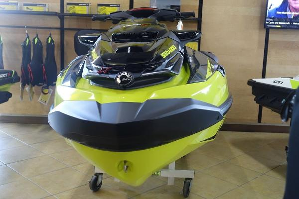 Check out this 2019 SEA-DOO RXT-X 300 IBR & Sound System Neon Yellow and La  on Boattrader com