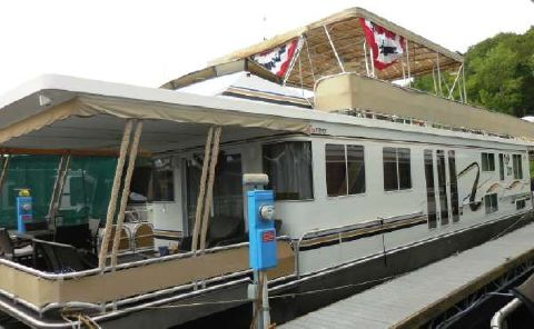 2008 Lakeview Yachts 16 x 65