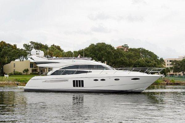 2012 Princess Motoryacht