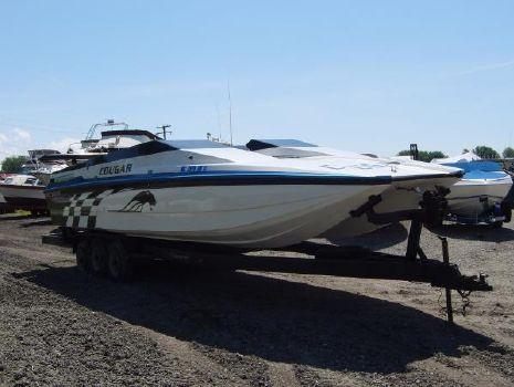 1983 Cougar Cougar Powerboat Catamaran