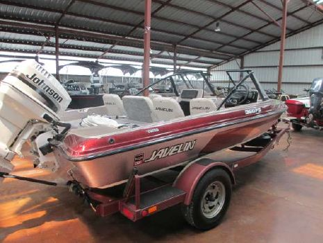 1998 Javelin 360 FISH N SKI