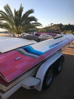1992 Eliminator Boats 21 Daytona