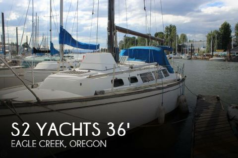 1980 S2 Yachts 11.0 Meter A