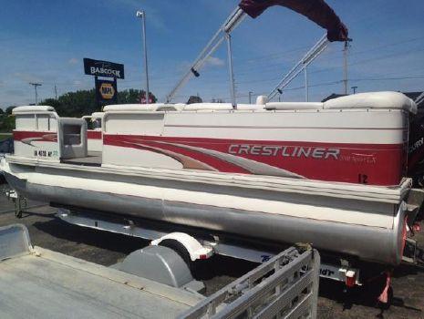2004 Crestliner LX 2081 Cruise